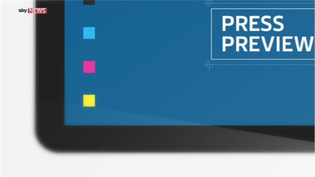 Press Preview – Sky News Promo 2014
