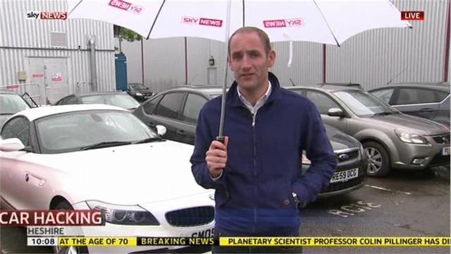 Tom Cheshire - Sky News Technology Correspondent (2)
