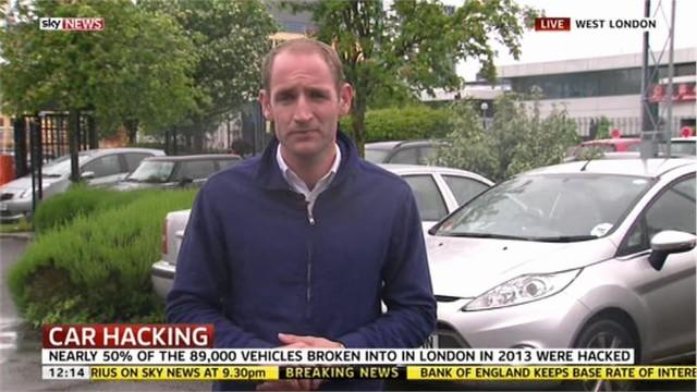 Tom Cheshire - Sky News Technology Correspondent (4)