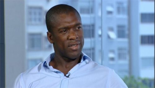 Clarence Seedorf - BBC Sport - World Cup 2014 (1)