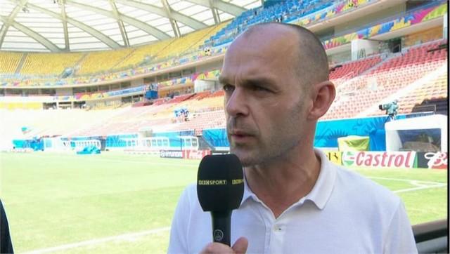 Danny Murphy - BBC Sport - World Cup 2014 (3)