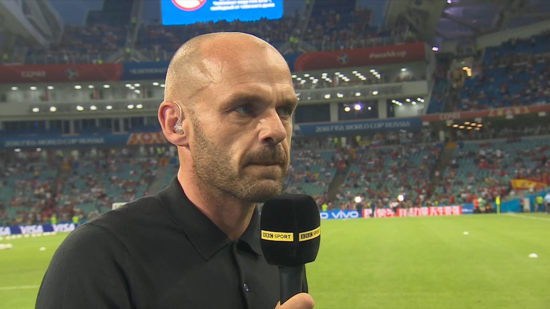 Danny Murphy - BBC World Cup 2018 (1)