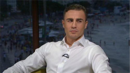 Fabio Cannavaro - ITV Football - World Cup 2014 (3)