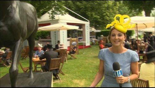Gina Harding-Bryce - Channel 4 Racing (2)