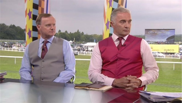 Graham Cunningham - Royal Ascot 2014 - Channel 4 Racing (1)