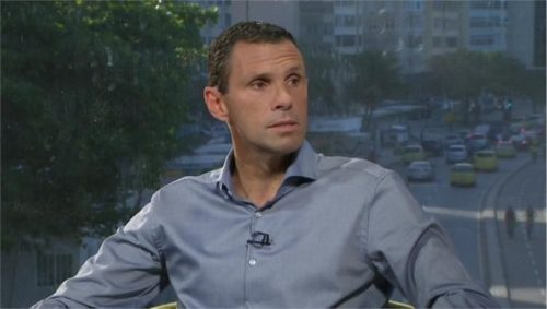 Gus Poyet - ITV Football - World Cup 2014 (2)