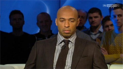 Image of Thierry Henry - Sky Sports Football (1)