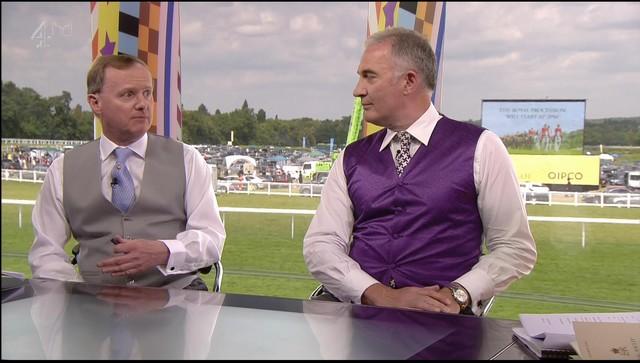 Jim McGrath - Channel 4 Racing (1)