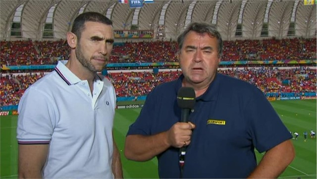 Martin Keown - BBC Sport - World Cup 2014 (2)