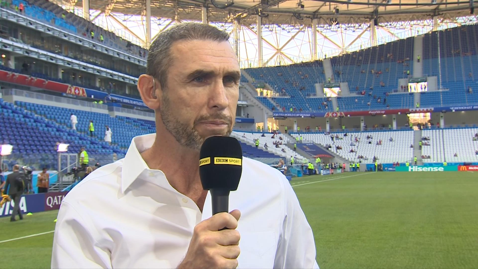 Martin Keown - BBC World Cup 2018 (1)