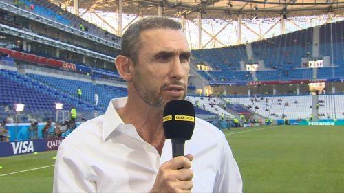 Martin Keown - BBC World Cup 2018 (2)