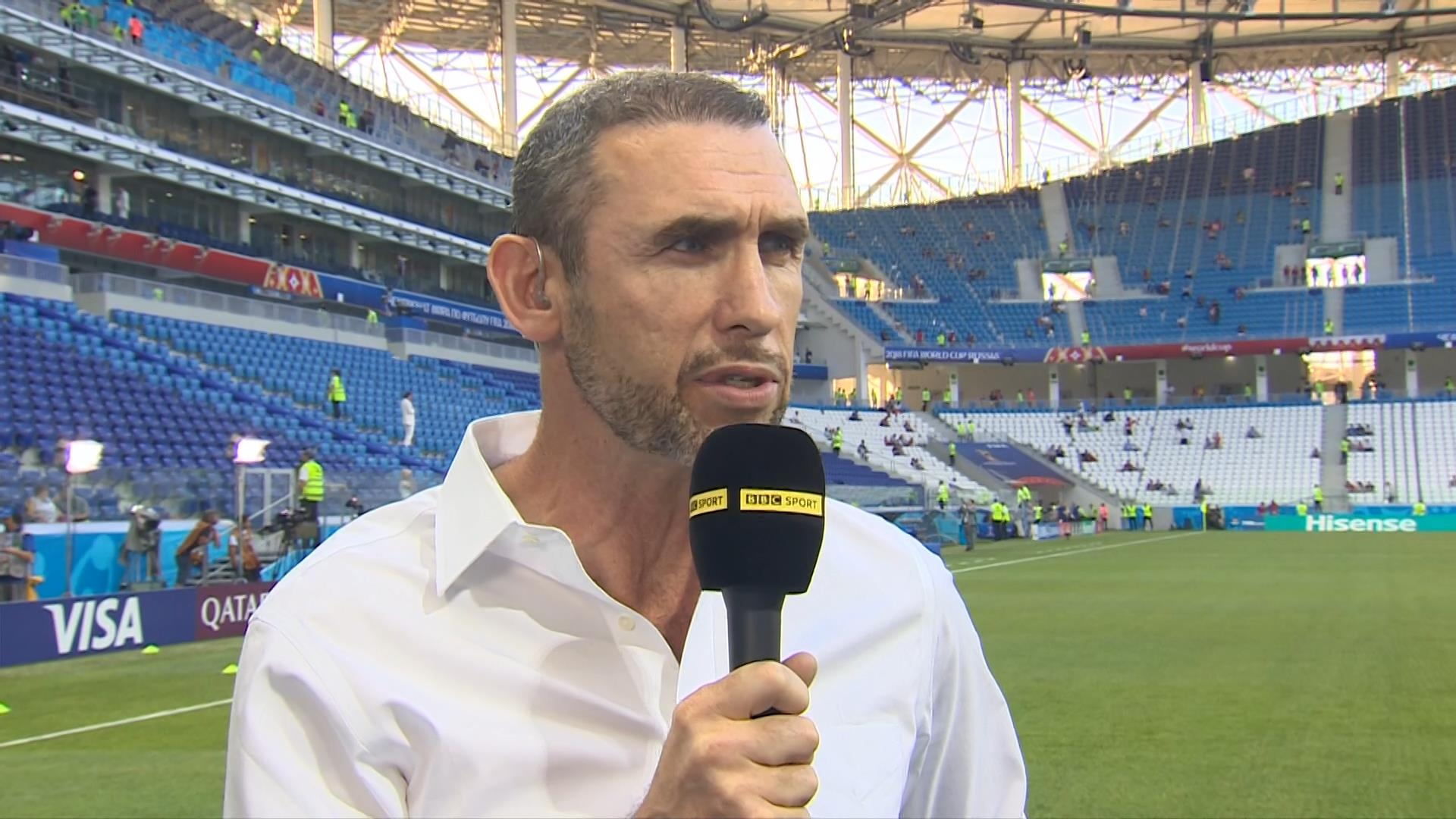 Martin Keown - BBC World Cup 2018 (2)