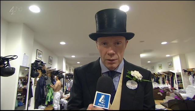 Mick Fitzgerald - Channel 4 Racing