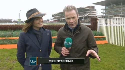 Mick Fitzgerald - Images - ITV Horse Racing