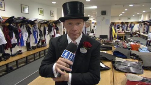Mick Fitzgerald - Royal Ascot - Channel 4 Racing (2)