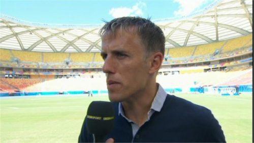Phil Neville - BBC Sport - World Cup 2014 (3)