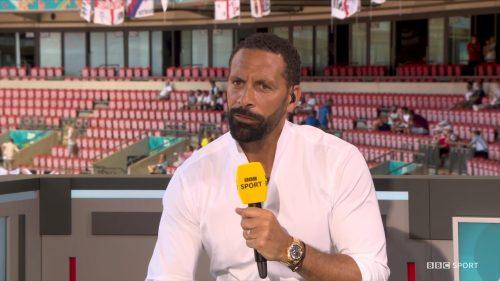 Rio Ferdinand - BBC - Euro 2020 (1)