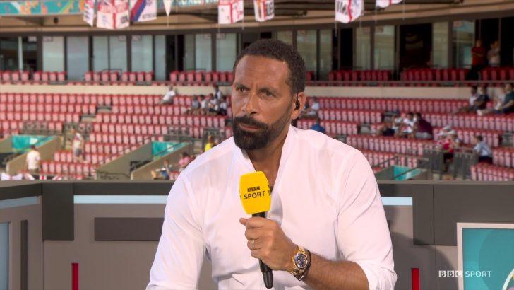 Rio Ferdinand - BBC - Euro 2020 (2)