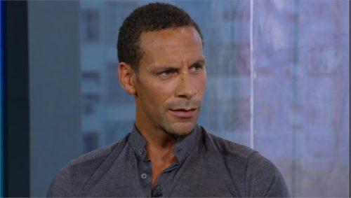 Rio Ferdinand - BBC Sport - World Cup 2014 (3)