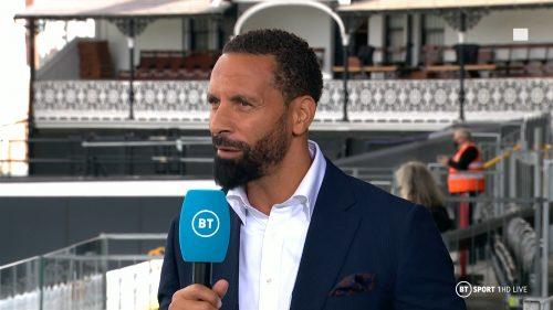 Rio Ferdinand - BT Sport Pundit (2)