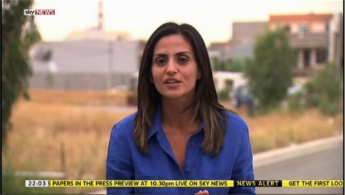 Sherine Tadros Image - Sky News Correspondent (2)