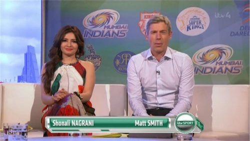 Shonali Nagrani - Indian Premier League Presenter on ITV (1)