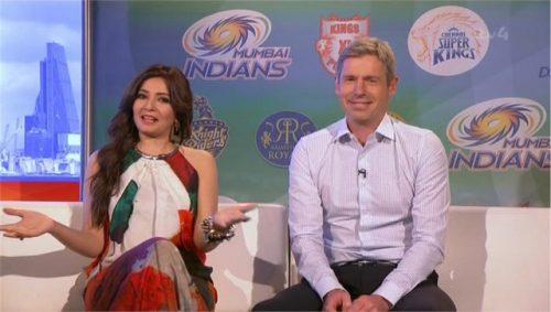 Shonali Nagrani - Indian Premier League Presenter on ITV (2)