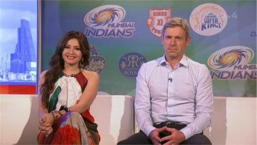 Shonali Nagrani - Indian Premier League Presenter on ITV (3)