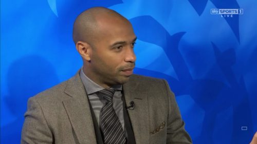 Thierry Henry Sky Sports Football (2)