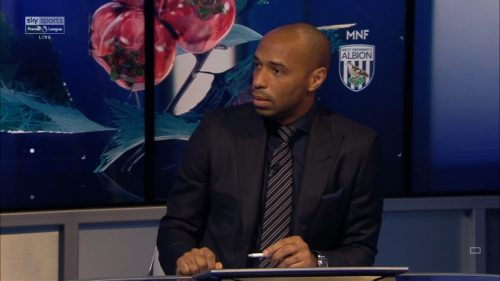 Thierry Henry Sky Sports Football (3)