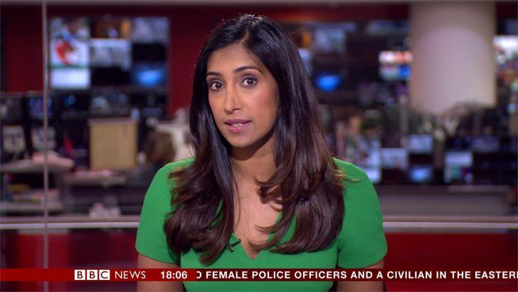 Tina Daheley - BBC News Presenter (1)