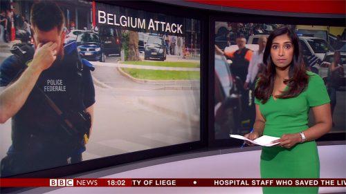 Tina Daheley - BBC News Presenter (2)