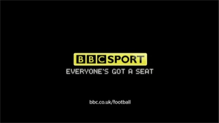 Football on the BBC – BBC Sport Promo