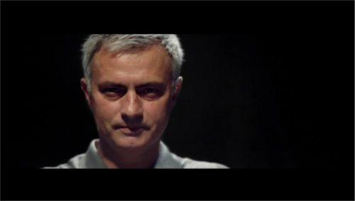 BT Sport Promo Jose Mourinho