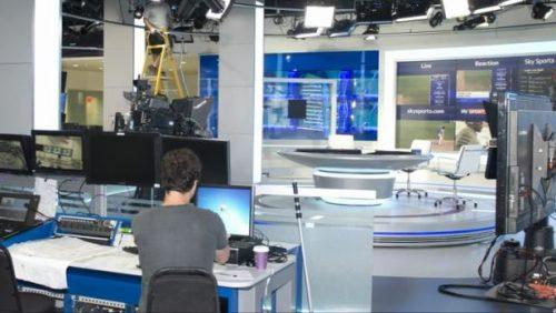 Sky Sports News New Studio 2014 (2)