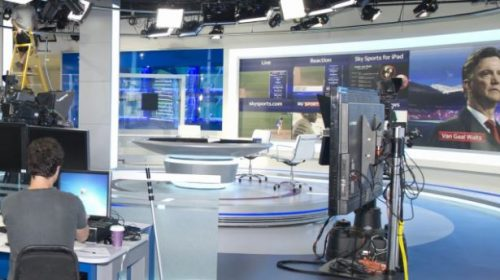 Sky Sports News New Studio 2014 (7)