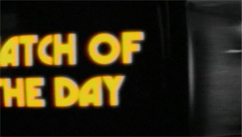 BBC Match of the Day 2014 - Presentation (4)