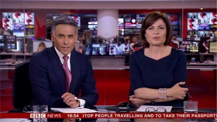 Matthew Amroliwala leaves BBC News Channel for World News