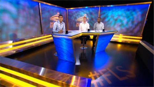 BBC Sport - Football League Show 2014 - Studio (1)