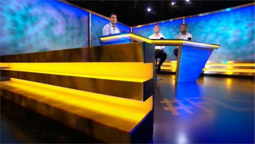BBC Sport - Football League Show 2014 - Studio (4)