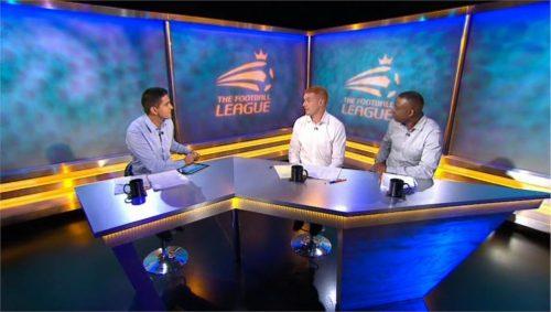BBC Sport - Football League Show 2014 - Studio (7)