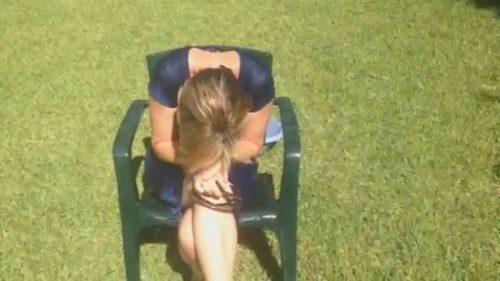 Julie Etchingham - Ice Bucket Challenge
