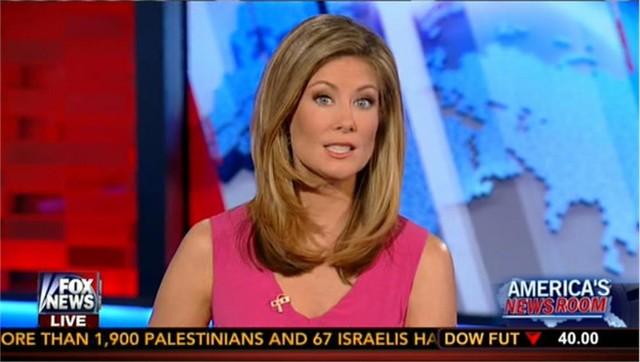 Molly Line - Fox News Channel Presenter (1)