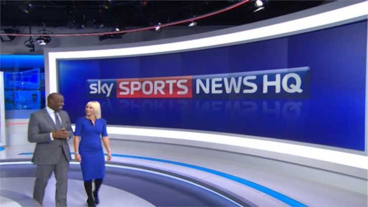 Sky Sports News HQ 2014 – Presentation (1)