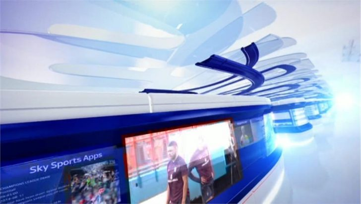 Sky Sports News HQ 2014 – Presentation (13)