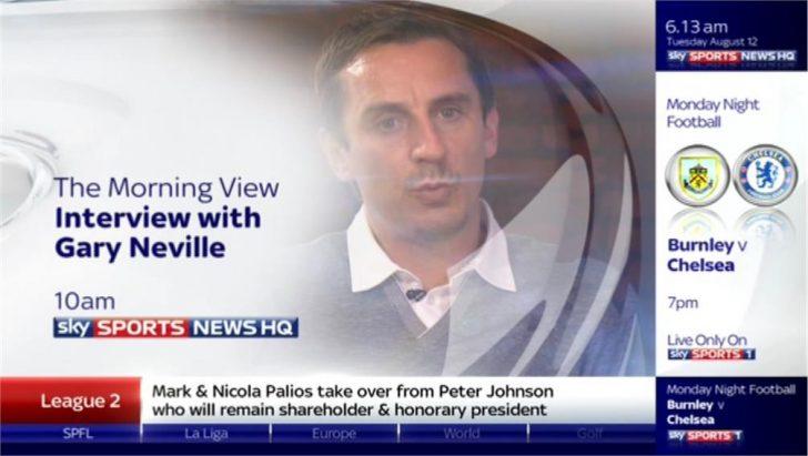 Sky Sports News HQ 2014 – Presentation (37)