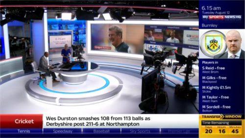 Sky Sports News HQ 2014 - Presentation (40)