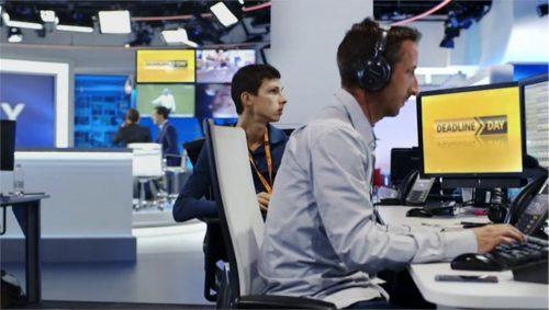 Sky Sports News HQ Promo 2014 - Transfer Deadline Day (9)