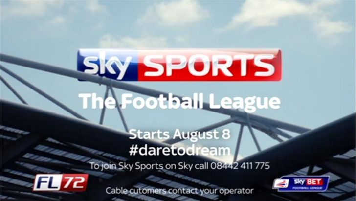 The Football League 2014/15 – Sky Sports Promo