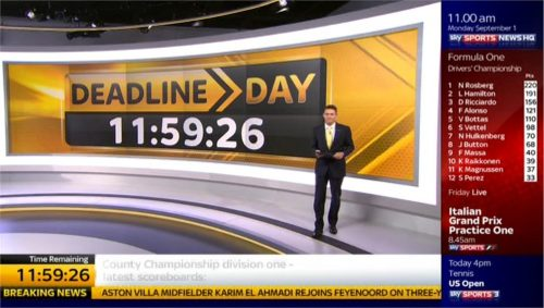 Adam Leventhal and Tom White - Sky Sports News HQ (6)